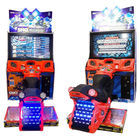 Fashion Motor Racing Game Machine Snow Cross Motorcycle For Children
