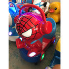 Spider Man Supermarket Children'S Coin Operated Rides / Kids Ride On Cars